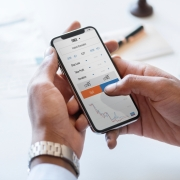 Investing with technology